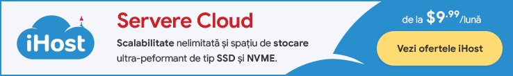 ihost cloud headmaster oportunitati