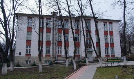 Sanatoriul Constructorul se află într-o zonă rezidenţială