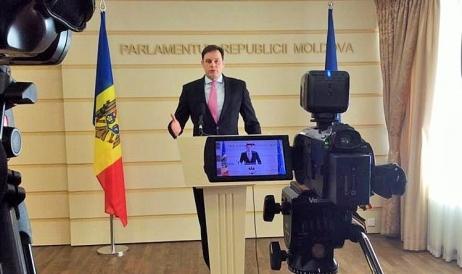 Chiril Luncinschi este deputat şi proprietar la trei companii media