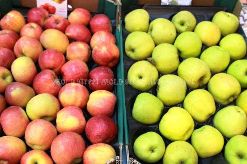 Apples remained the main export commodity of Moldova