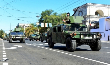 Who Is to Blame for the End of US Support for Moldovan Army