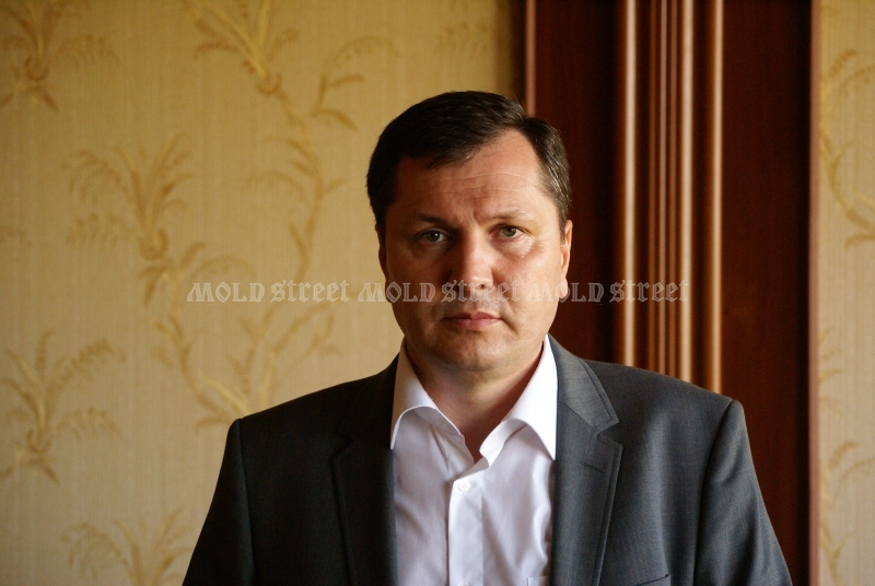 Sergiu Pușcuța, manager of JLC