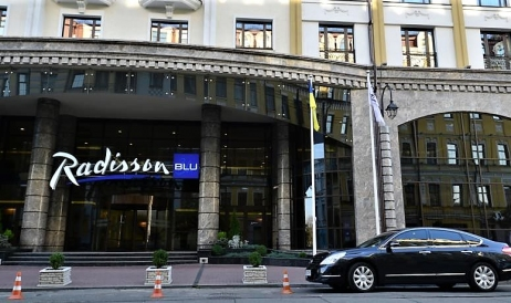 Brother of Deputy Prosecutor-General Owns Radisson Hotel in Kiev