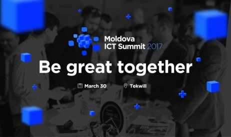 Moldova ICT Summit 2017 – Be great ...