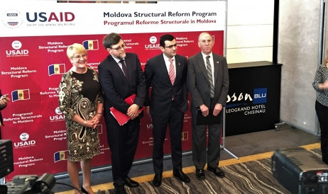 The United States Will Help Moldova Become More Competitive Nation