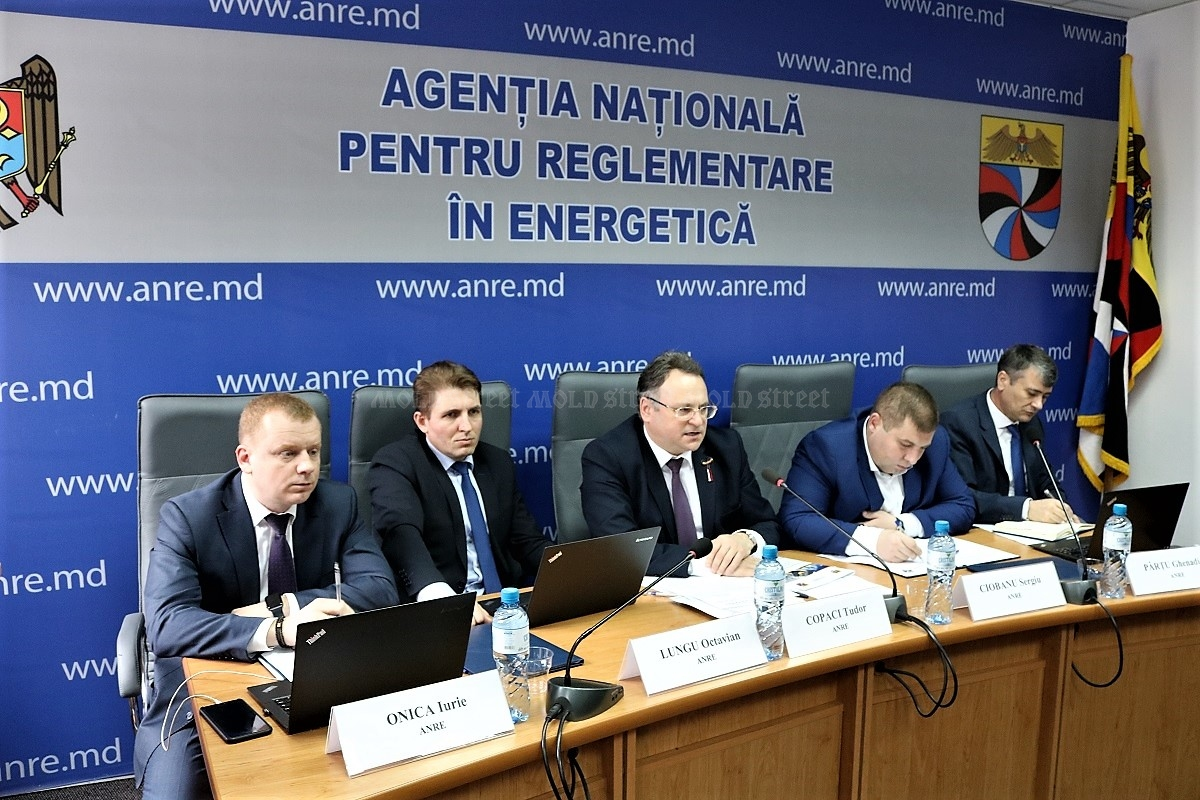 ANRE members decided on March 16 to hack gas prices retroactively