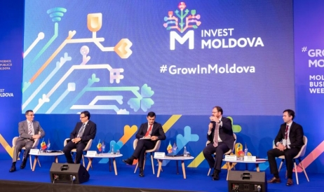 La Chișinău a început Moldova Business Week – cel mai important eveniment economic ...