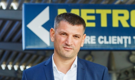 Serghei Martînov este noul Director General al METRO Cash & Carry Moldova