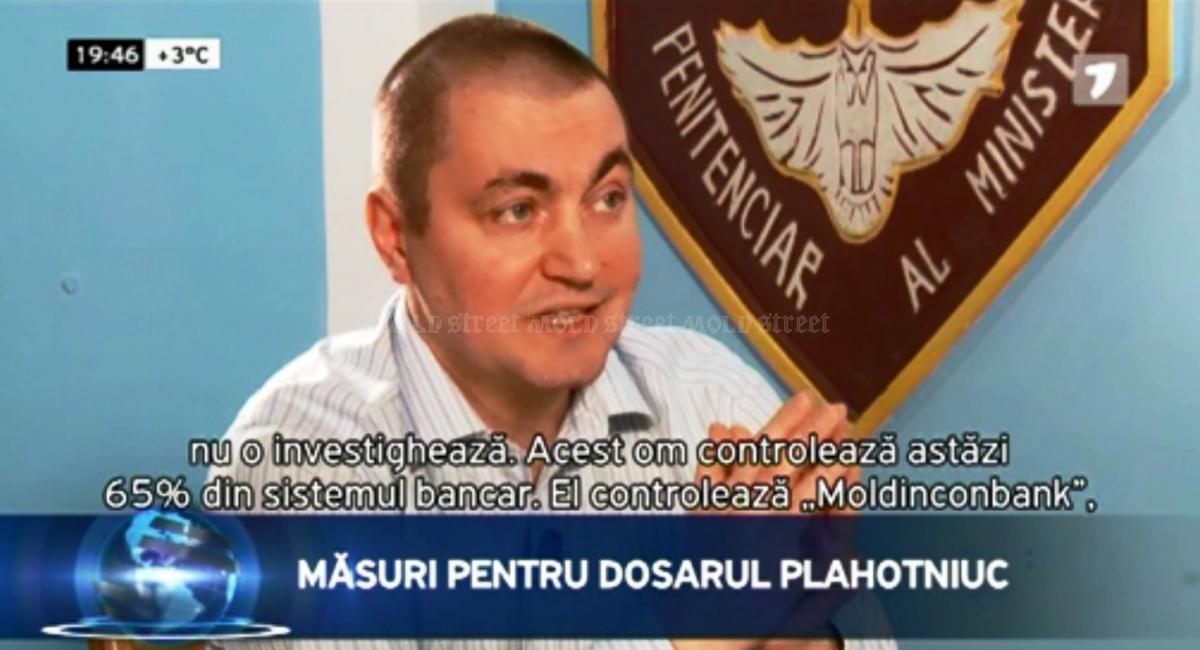 Платон сказал, кто контролирует второй по величине банк в Молдове