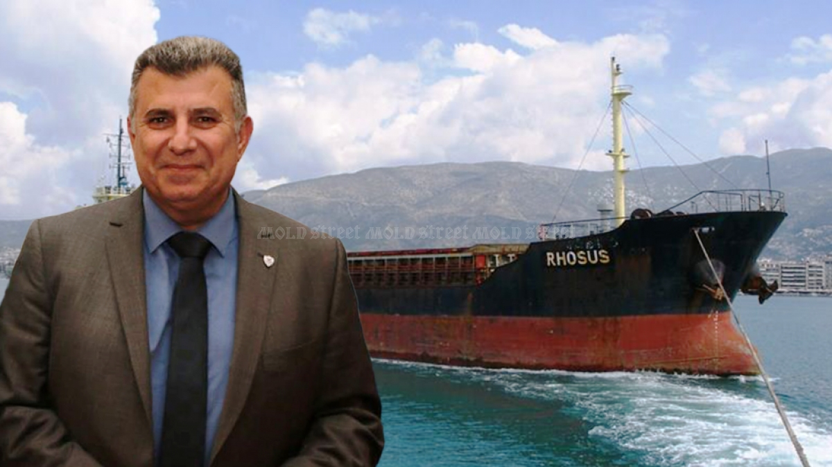 Ce spune omul de afaceri cipriot, care a înregistrat nava Rhosus ...