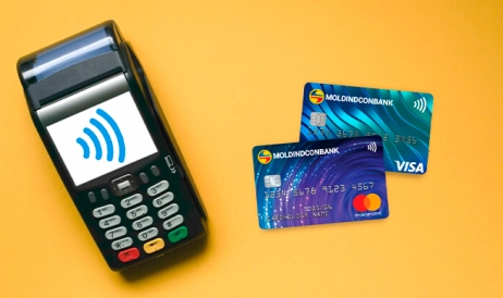 Moldindconbank remains the leader in the Moldovan card market