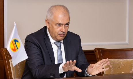 Nikolay Borissov, Head of Moldindconbank Managing Board, about transformations, ...